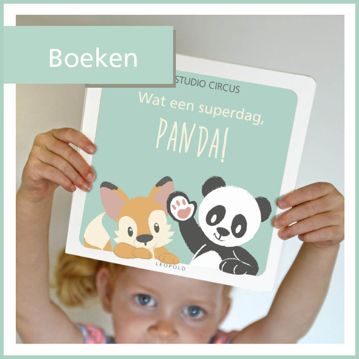 boeken van panda
