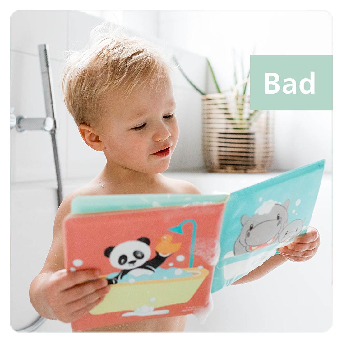 Badboekjes speelgoed voor in bad boekjes en faam