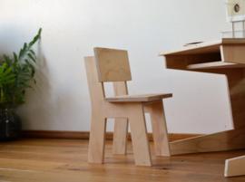 Schoolbureautje 'Aap Noot Mies' (met of zonder stoeltje)