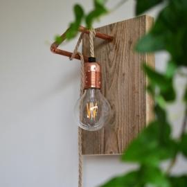 Wandlamp 'Enkeltje Parijs'