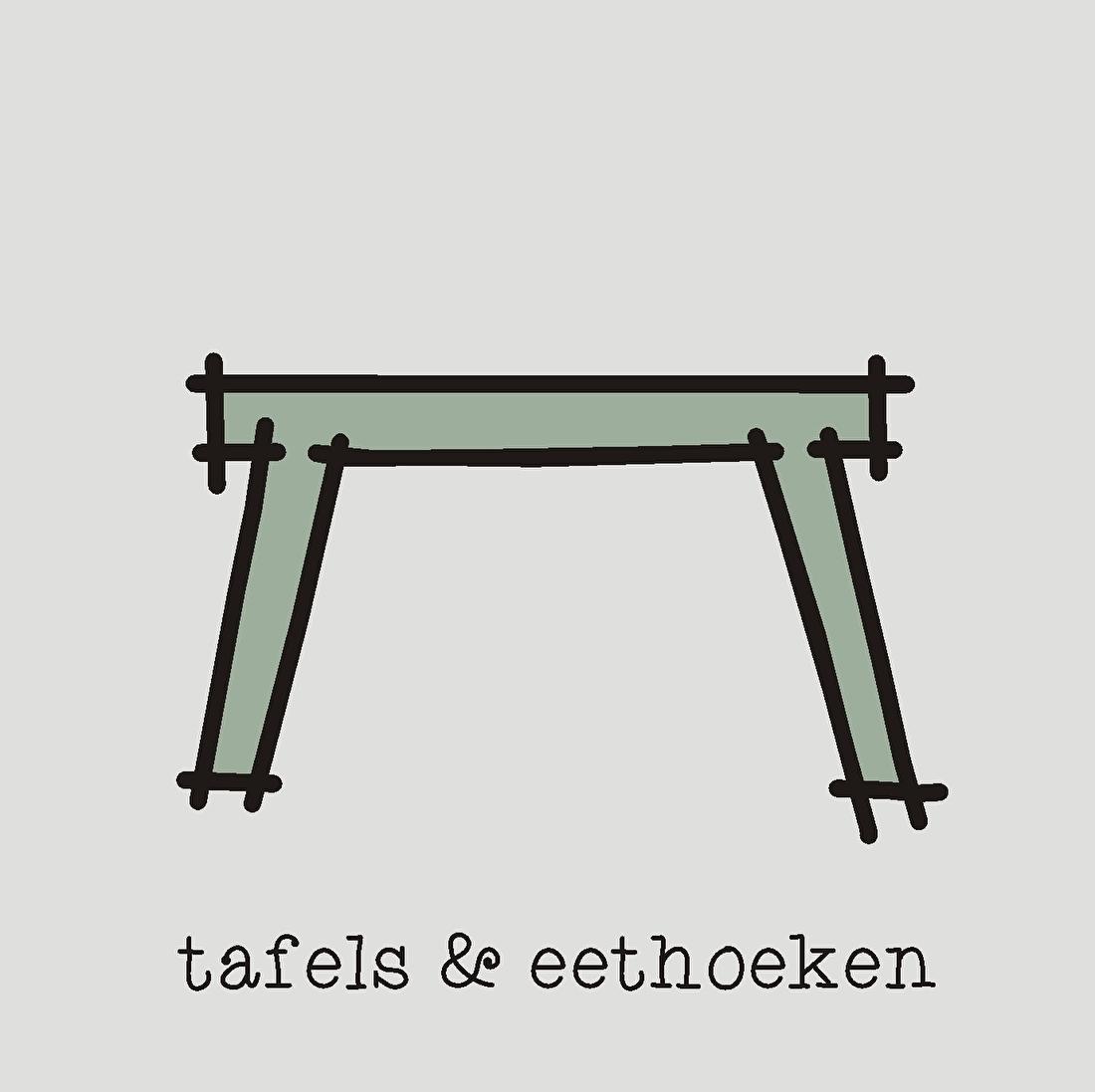 Tafels en eethoeken