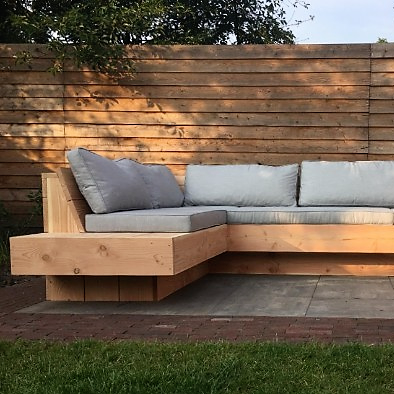 loungebank van douglas hout