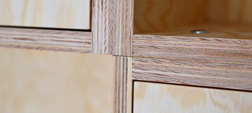 meubel op maat laten maken multiplex close-up