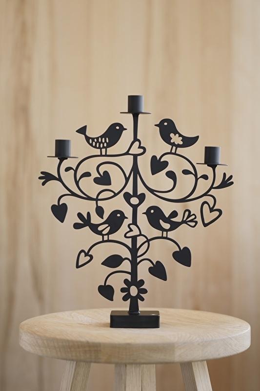 Kandelaar Love Birds