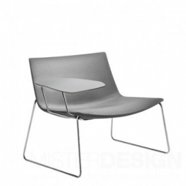 Arper Catifa 80 Loungestoel met tafeltje