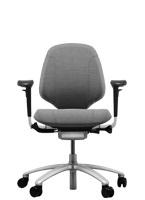 RH Mereo 200 zilver bureaustoel model 8111 NPR 1813 normering