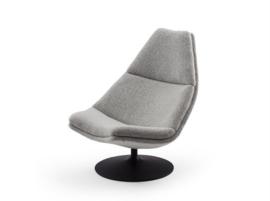Artifort fauteuil F510 hoge rug en draaibaar