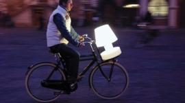 Bloom ! Portable lamp 40cm met oplaadbare batterij