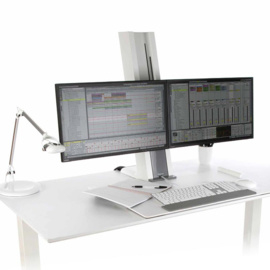 HumanScale QuickStand staand werken op bestaande werkplek model 2 - 100916