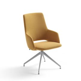 Artifort Jima Highback stoel 4 teens draaibaar