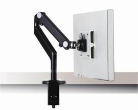 Human Scale M2 TFT monitorarm voor 1 beeldscherm - zwarte uitvoering