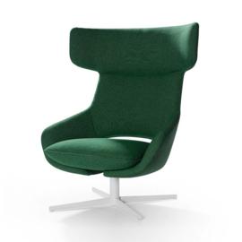 Artifort fauteuil Kalm by Patrick Norguet 2015 4 teens draaibaar