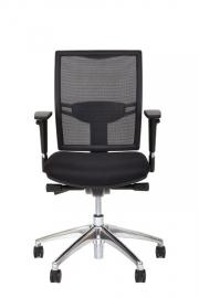 GdB01-CS bureaustoel met design netbespannen rugleuning