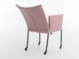Bert Plantagie stoel type ARC FLEX in leder