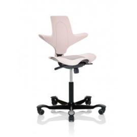 HAG Capisco Puls bureaustoelen model 8010 PINK Edition
