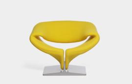 Artifort F582 fauteuil Ribbon Chair by Pierre Paulin 1966