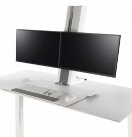 HumanScale QuickStand staand werken op bestaande werkplek model 3 - 100979