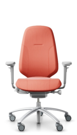 RH Mereo 300 zilver / grijs bureaustoel model 8313 NPR 1813 normering