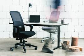 HÅG SoFi  7500 Bureaustoel Mesh rugleuning- zwart Mesh