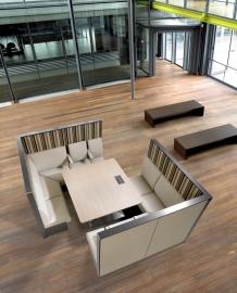 Lounge werkplekken | Lounge vergaderwerkplekken