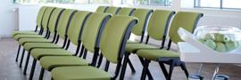 HAG Conventio 9510 design conferentiestoel - STAPELBARE ZAALSTOEL