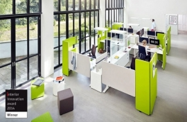 Konig en Neurath TEAM WORK SPACE
