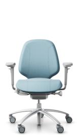 RH Mereo 200 zilver / grijs bureaustoel model 8113 NPR 1813 normering