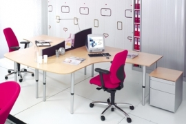 Mibra Evolution kantoormeubilair