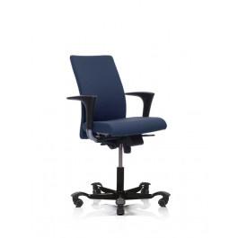 HAG H04 Bureaustoel model 4400 donker blauw