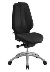 RH LOGIC 4 Bureaustoel met luchtlendesteun, model 2014