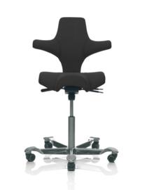 HAG Capisco bureaustoelen model 8106 antraciet