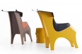 Lande Toro zitoplossing alternatieve bureaustoel