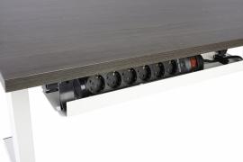 Kabelgoot Klapbaar PKG1600 t.b.v. bureau 160 cm