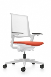 Interstuhl bureaustoel MOVY 14M2 witte netbespanning