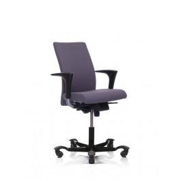 HAG H04 Bureaustoel model 4400 paars