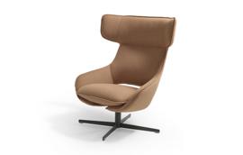 Artifort fauteuil Kalm Comfort 4 teens draaibaar