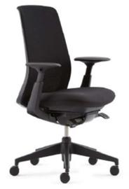 Haworth Soji bureaustoel Quickship inclusief 4D armleggers