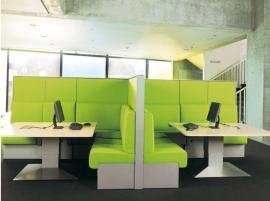 Lounge werkplekken | Lounge vergaderwerkplekken electrisch