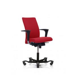 HAG H04 Bureaustoel model 4400 rood