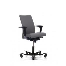 HAG H04 Bureaustoel model 4400 licht grijs