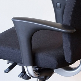 HAG H04 Armleggers losse set voor 1 H04 bureaustoel