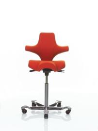 HAG Capisco bureaustoelen model 8106 rood