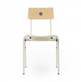 Lensvelt Made in the Workshop Stackable Chair