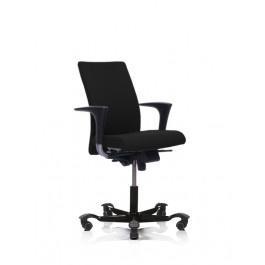 HAG H04 Bureaustoel model 4400 zwarte uitvoering