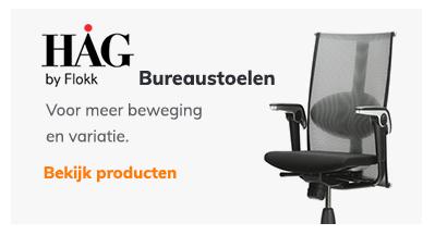 HAG bureaustoelen