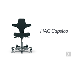 HAG Capisco zadelstoel
