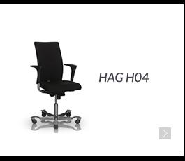 HAG H04 bureaustoel