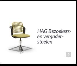HAG vergaderstoelen konferentiestoelen HAG Sideway