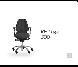 RH Logic 300 RH Bureaustoel