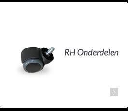 RH wielen voor RH  bureaustoelen
